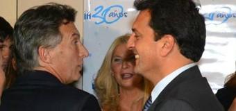 ARGENTINA – Elecciones 2017 | Massa, aliado de Macri, rechazó la convocatoria a frenar al régimen.