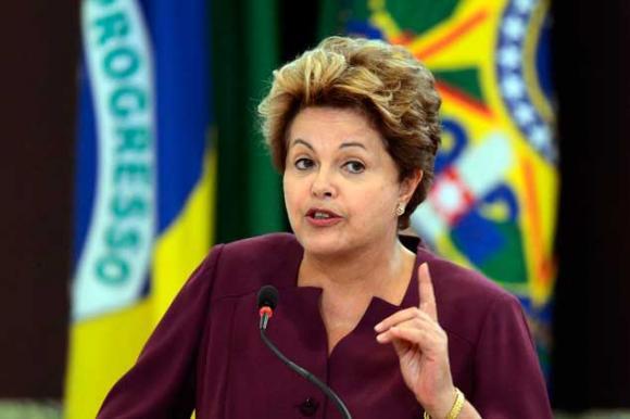 Dilma Rousseff y la presión del Golpe de Estado.