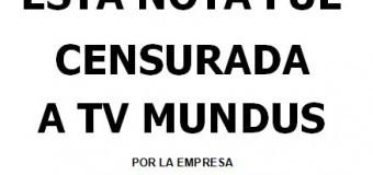 POLÍTICA – Medios | Comunicado de TV Mundus en solidaridad con los colegas de C5N.