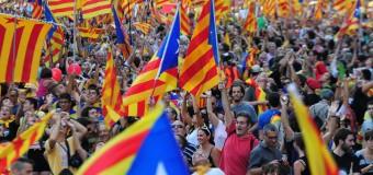 MUNDO – Catalunya | Los catalanes comenzaron el camino de su independencia.
