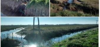 MEDIO AMBIENTE – Empresarios Corruptos | Los terratenientes y Carrefour responsables de tapar la salida natural del agua agravando las inundaciones.