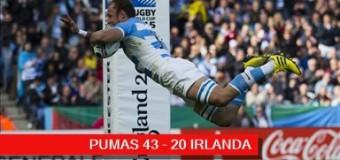 TV MUNDUS – DEPORVIDA | Los Pumas pasaron a la semifinal del Mundial