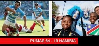 TV MUNDUS – Deporvida | Mundial de Rugby. Tras el triunfo ante Namibia, Argentina espera a Irlanda.