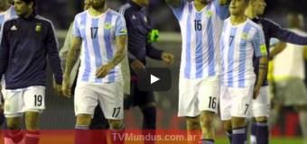 TV MUNDUS – Deporvida | Argentina empató con Brasil por las eliminatorias