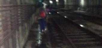 TRABAJADORES – Régimen | Los metrodelegados pararon durante dos horas los subtes de la Capital.