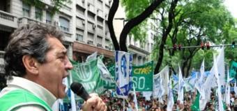 TRABAJADORES – Régimen | Paro nacional de ATE ante la amenaza de despidos impulsada por Macri.