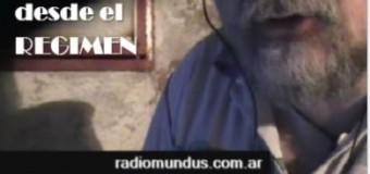 RADIO MUNDUS – NOTICIAS DESDE EL RÉGIMEN | Programa 12. La violencia política.