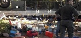 TRAGEDIA – Régimen | Los gendarmes que murieron en Salta iban a reprimir en Jujuy.