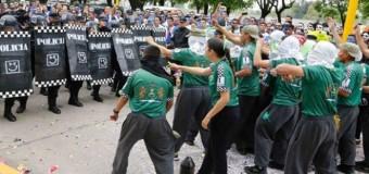 POLICÍA – Régimen | Hallazgo periodístico muestra cómo la Metropolitana celebra la represión.