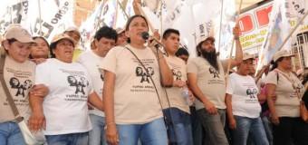 PRESA POLÍTICA – Régimen | La Central de Trabajadores del Brasil pide la libertad de Milagro Sala.