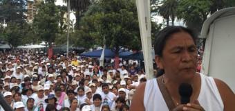 DERECHOS HUMANOS – Argentina | La ONU ordenó al régimen macrista que libere a la presa política Milagro Sala.