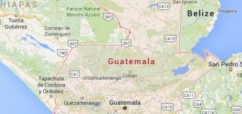 REGIÓN – Guatemala | El falso telón de la lucha contra la corrupción.
