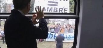 ECONOMÍA – Régimen | Desactivan las fabricación de trenes. Macri le comprará unidades usadas a España.