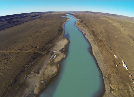 Para realizar las represas el Estado Nacional hizo una gran inversión en expropiaciones.