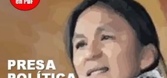 PRESA POLÍTICA – Régimen | Las Naciones Unidas reclamó a Macri la liberación de la Diputada Milagro Sala.