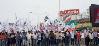 PRESA POLÍTICA – Régimen | Trece detenidos en los doscientos cortes pidiendo la libertad de Milagro Sala.