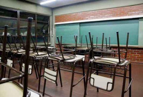 El macrismo y sus provincias aliadas abandonan la educación pública.