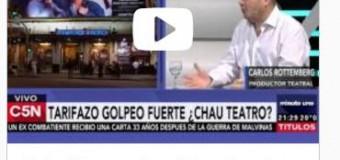 CENSURA – Régimen | Por orden de Macri presionan con allanamiento al Grupo Indalo.