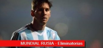 TV MUNDUS –  Deporvida |Argentina le ganó 2 a 0 a Bolivia en las eliminatorias.
