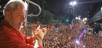 EDITORIAL – Brasil | Multitudes en San Pablo, Río y Brasilia apoyan al PT, Lula y Dilma.