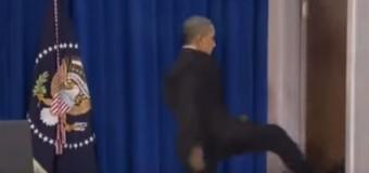 REPUDIO – Régimen | Inoportuna visita del Presidente Obama a la Argentina.