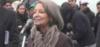 TRABAJADORES – Educación | Falleció Mary Sánchez, emblema del sindicalismo docente.