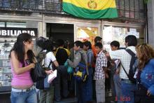 REGIÓN – Bolivia | Los cercos se rompen