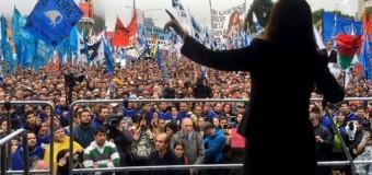 EDITORIAL – Régimen | Un Macri desesperado pidió que detengan a Cristina Fernández.