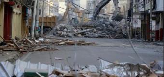 REGIÓN – Ecuador | Un terremoto de gran magnitud provocó casi 500 muertos.