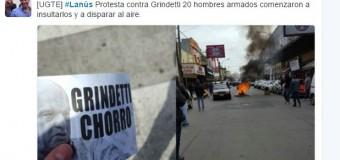 BUENOS AIRES – Régimen | Los matones de Grindetti dispararon contra los vecinos de Lanús que pedían explicaciones a su Intendente.