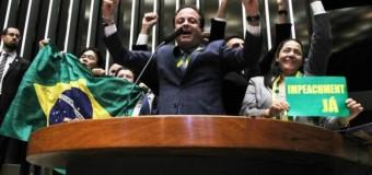 REGIÓN – Brasil | Golpe de Estado saca del gobierno brasileño a Dilma Rousseff.