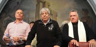 TRABAJADORES – Régimen | Las CGT bajaron sus banderas por dinero.