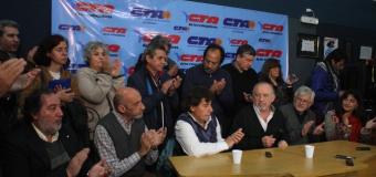 TRABAJADORES – Régimen | Protesta del 2 de junio. Siguen creciendo los apoyos a la CTA.