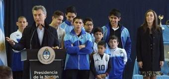 TARIFAZOS – Règimen | Macri se burló de los clubes de barrio.