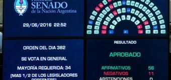 CONGRESO – Régimen | Macristas, radicales y traidores peronistas legislaron el final del sistema previsional.