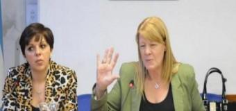 PERSECUSIÓN POLÍTICA – Régimen   Denuncian a Stolbizer por asociación ilícita y tráfico de información errónea.