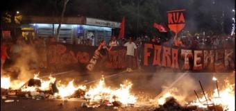REGIÓN – Brasil | Continúan las multitudinarias manifestaciones en el marco del juicio político contra Rousseff