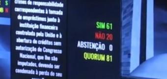 REGIÓN – Brasil | Cayó la democracia en el gigante latinoamericano. Destituyeron al Partido de los Trabajadores.