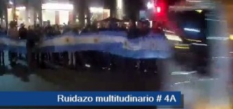 TV MUNDUS – Noticias 214 | Persecucion a Hebe y segundo ruidazo
