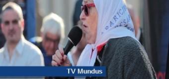 TV MUNDUS – Noticias 217 | Marcha de la Resistencia y Marcha Federal.