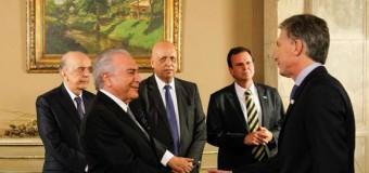REGIÓN – Misión Verdad | Macri, Temer y Cartes quebrantan protocolos y tratados de Mercosur