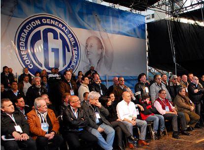 El Secretariado colegiado de la CGT quedó facultado para un paro en fecha a determinar.