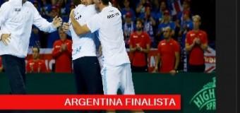 TV MUNDUS – Deporvida 304 | Argentina finalista de la Copa Davis