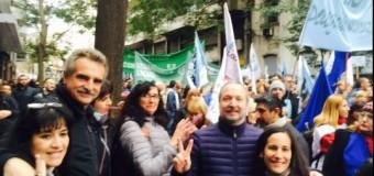 RESISTENCIA – Régimen | Miles de personaS llegan a Buenos Aires desde todo el país en la Marcha Federal.