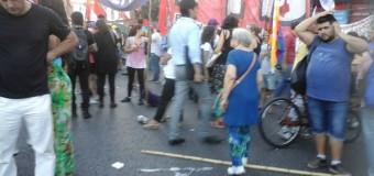 EDITORIAL – Trabajadores | Unidad, resistencia y basta de represión. Principales consignas de la Marcha Federal.