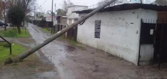SOCIEDAD – Buenos Aires | Vientos de hasta 130 km de velocidad provocaron destrozos en la costa bonaerense.