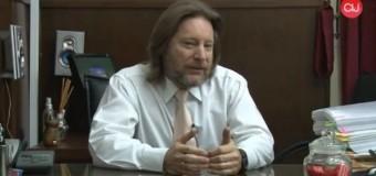 JUSTICIA – Régimen | Presionan al Juez Carlos Rozanski.
