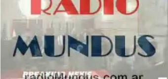 RADIO MUNDUS – Noticias | El Gigante de la Semana n° 1