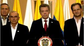 Santos dijo que mantendrán el cese bilateral del fuego.