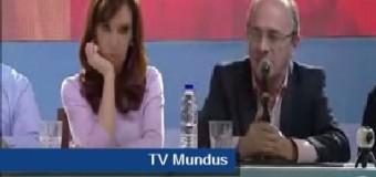 TV MUNDUS – Noticias 220 | Multitudinario acto de radicales con Cristina Fernández